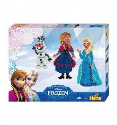 confezione regalo hama (frozen) 4000 perline 7946.AMA Hama-Futurartshop.com