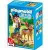 Playmobil City Cani 5211 Omino Famiglia Pastore Tedesco con Cuccioli 5211 Playmobil- Futurartshop.com