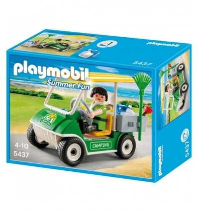 Playmobil 5437 - Veicolo di Servizio in Campeggio 5437 Playmobil- Futurartshop.com