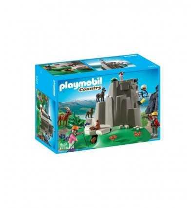 Playmobil 5423-escalada a la cima de la montaña de Fauna y flora 5423 Playmobil- Futurartshop.com