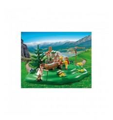 Playmobil 5146-bedroom with cradle