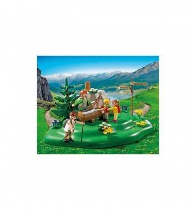 Playmobil 5424 - Famiglia di Alpinisti Alla Fonte 5424 Playmobil- Futurartshop.com