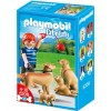 Playmobil 4869-Carro d'assalto dei cavalieri del Falcone 4869 Playmobil-futurartshop