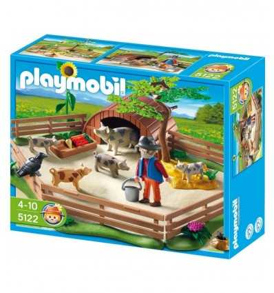 Playmobil-5122 swine Fence 5122 Playmobil- Futurartshop.com