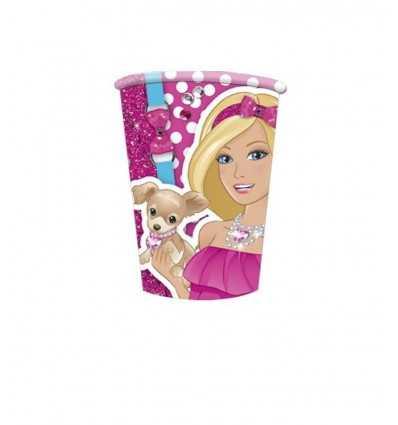 8 Gläser Barbie CMG200805 CMG200805 Como Giochi - Futurartshop.com