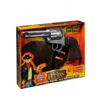 Giochi Preziosi pistola con vaina HDG85255 alguacil HDG85255 Giochi Preziosi- Futurartshop.com
