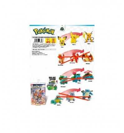 Evolution de personnage Pokemon CCP18003 Giochi Preziosi- Futurartshop.com