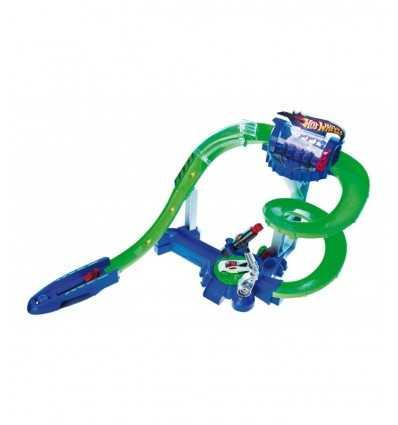 Hot Wheels W3860 - Hw Light Speeders Flash Garage W3860 Mattel- Futurartshop.com
