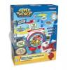 kit acconciature (frozen) spazzola e codini 2 colori