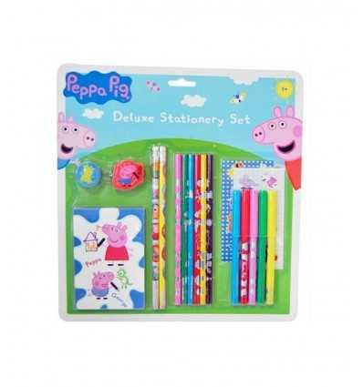 Peppa Pig set stationery PP-PVDE Grandi giochi-Futurartshop.com