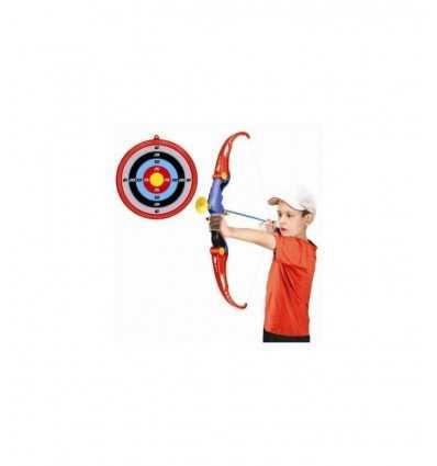 Archer zestaw dla dziecka z przyssawką strzałki i łuku docelowego 602318 Sport 1- Futurartshop.com