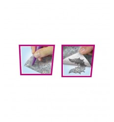 Masha und Bär 2-Loch Pencil Sharpener Fuchsia