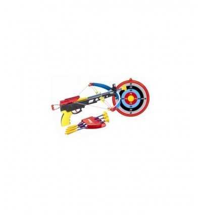Kusza zestaw z przyssawką strzałki i cel gry dla dzieci 602325 602325 Sport 1- Futurartshop.com