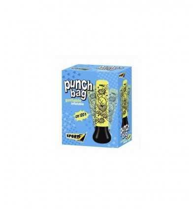 Inflatable Punching Bag always standing. 120 801285 801285 Sport 1- Futurartshop.com