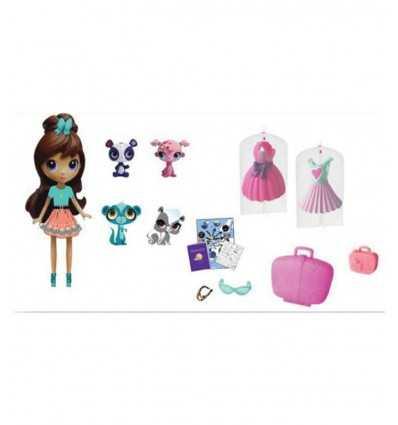 Hasbro Littlest Pet Shop Blythe och husdjur Pack A4957E240 A4957E240 Hasbro- Futurartshop.com