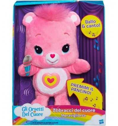 Hasbro The care bears-Electronic Meravigliorsa, heart Hugs A18411030 Hasbro- Futurartshop.com