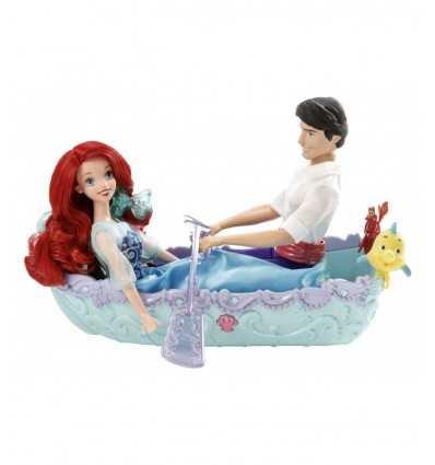Mattel Y0942 - Disney Princess Ariel e Eric Gita in Barca Y0942 Mattel- Futurartshop.com