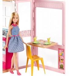 White apron size 65 model girl in spending