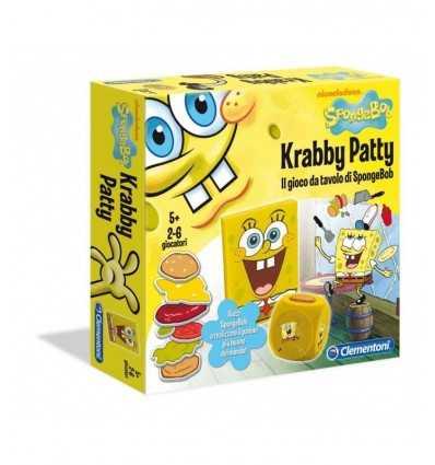 Clementoni 11908-Spongebob Squarepants Krabby Patty 11908 Clementoni- Futurartshop.com