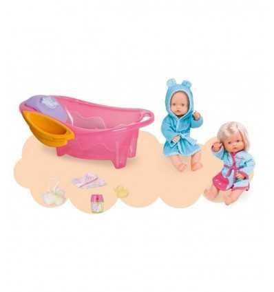 700009841 Célèbre- et le petit frère dans la baignoire de bébé Nenuco 700009841 Famosa- Futurartshop.com