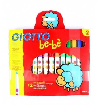 Giotto-bien être Superpennarelli boîte 12 couleurs 4606001X Fila- Futurartshop.com
