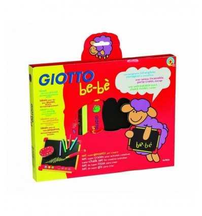 Giotto sein-Brunnen-Set mit Tafel mit Kreide und Super Zubehör erstellen 462800 Fila- Futurartshop.com