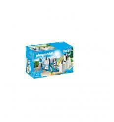 Chaqueta corta de color de barro de campana BLDC030600042933 Blauer-futurartshop