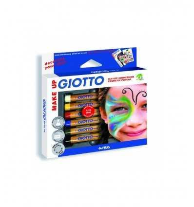 Giotto faire Up-cosmétiques crayons 6 pièces classiques de couleur définie 470200 470200 Fila- Futurartshop.com