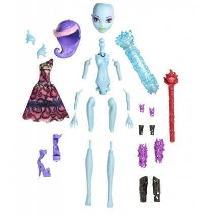 Mattel crea la tua Monster high cambia colore BCC45 Y7725 Y7725 Mattel- Futurartshop.com