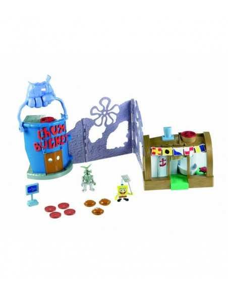 Mattel BHT80 - Minni Fisher Price Il Salone Di Bellezza Dei Cuccioli Di Minni