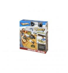 Mattel BCT57-Fisher pris omvandlingsbara Mike svärd