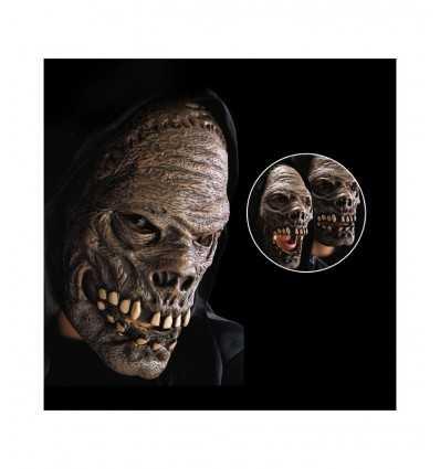 Mask LaTeX foam skeleton hoodies 01032 01032 Carnival Toys- Futurartshop.com