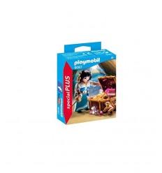 Residencia real de Playmobil de princesa