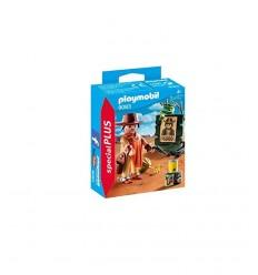 playmobil veicolo trasporti bagagli con addetti pista 5396 Playmobil-futurartshop