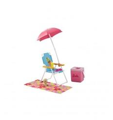 Soja Mond Mini faltbaren Regenschirm Handbuch