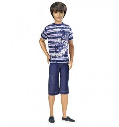 Mattel X7874-Ken Fashionista W3955 Mattel- Futurartshop.com