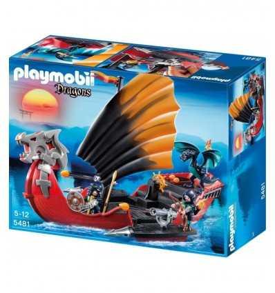 Playmobil 5481 - Nave Drago da Guerra 5481 Playmobil- Futurartshop.com