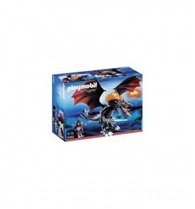 Playmobil 5482 - Drago Gigante Sputafuoco con LED 5482 Playmobil- Futurartshop.com
