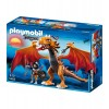 Playmobil 5483-Flaming Dragon 5483 Playmobil- Futurartshop.com