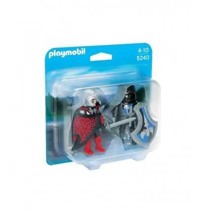 Playmobil 5240 - Duo Pack Duello Fra Cavalieri 5240 Playmobil-Futurartshop.com