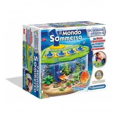 Clementoni 13841 - Il Mondo Sommerso 13841 Clementoni- Futurartshop.com