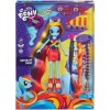 Hasbro min lilla ponny Rainbow Dash magiska Mane A5044E240 A5044E240 Hasbro- Futurartshop.com