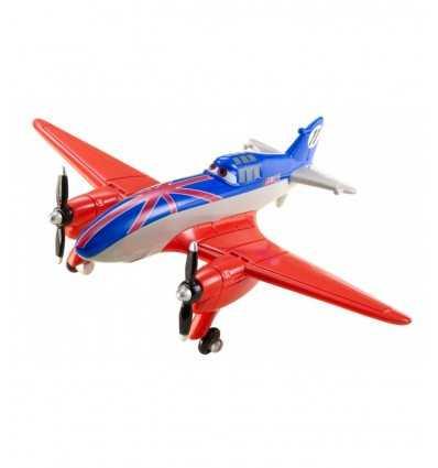 Protagonisti Planes Bulldog X9459 X9467 X9467 Mattel- Futurartshop.com