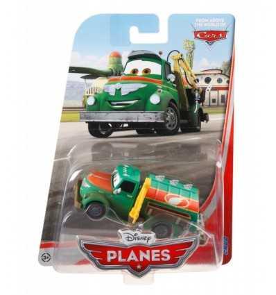 W rolach głównych płaszczyzn Chug X 9459 CBM50 CBM50 Mattel- Futurartshop.com