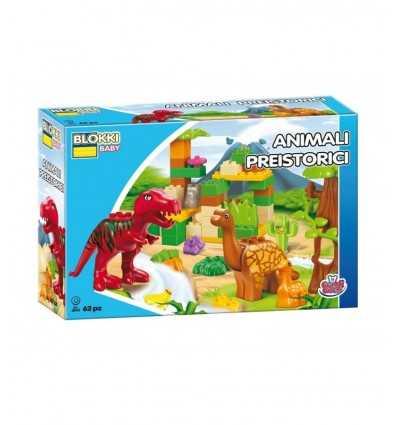 Grandi Giochi GG81002 - Set Costruzioni Animali preistorici GG81002 Grandi giochi- Futurartshop.com