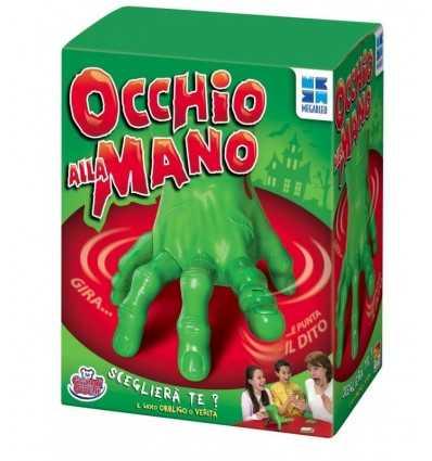 Juegos: la gran mano ojo MB678553 GG678553 Grandi giochi- Futurartshop.com