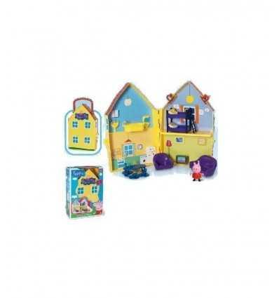 Giochi Preziosi Peppa Pig Haus mit Griff CCP01469 CCP01469 Giochi Preziosi- Futurartshop.com