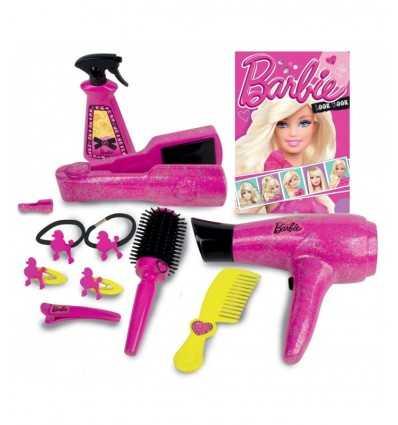 Bra spel-Barbie & GG00603 mig trendiga frisör GG00603 Grandi giochi- Futurartshop.com