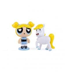 trolls personaggio 18cm-principessa poppy con capelli fuxia