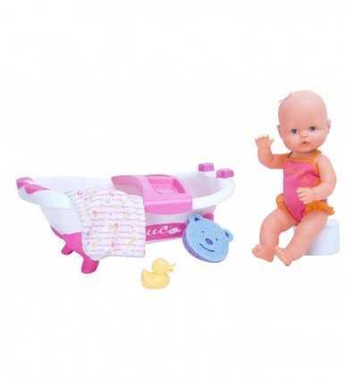 Famosa Nenuco dziecko kąpiel-700009020, 35 cm 700009020 Famosa- Futurartshop.com